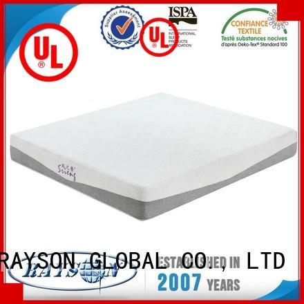 Rayson Mattress Brand diamond mattress sleeping best quality memory foam mattress