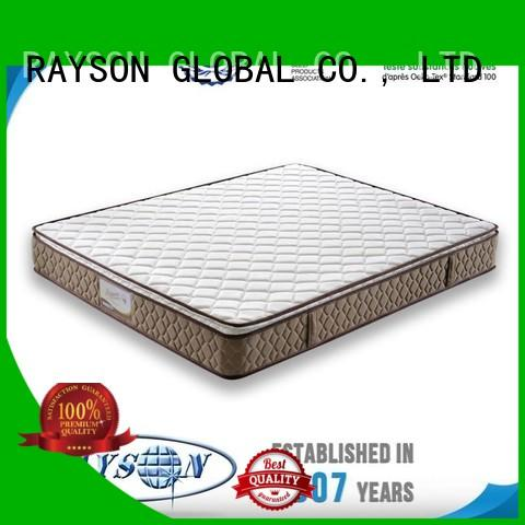 High-quality memory foam mattress back pain spring manufacturers