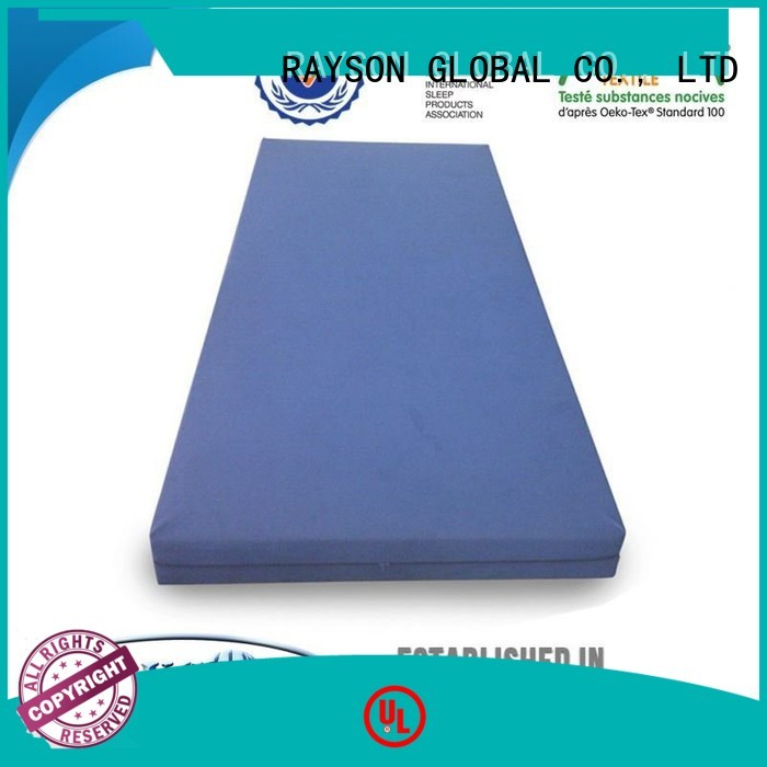 Rayson Mattress High-quality sleepwell memory foam mattress manufacturers