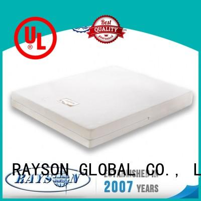 Rayson Mattress Brand neptune excellent antibacteria custom best quality memory foam mattress