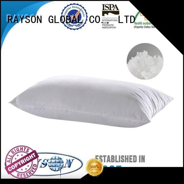 New dacron pillow stuffing high grade manufacturers