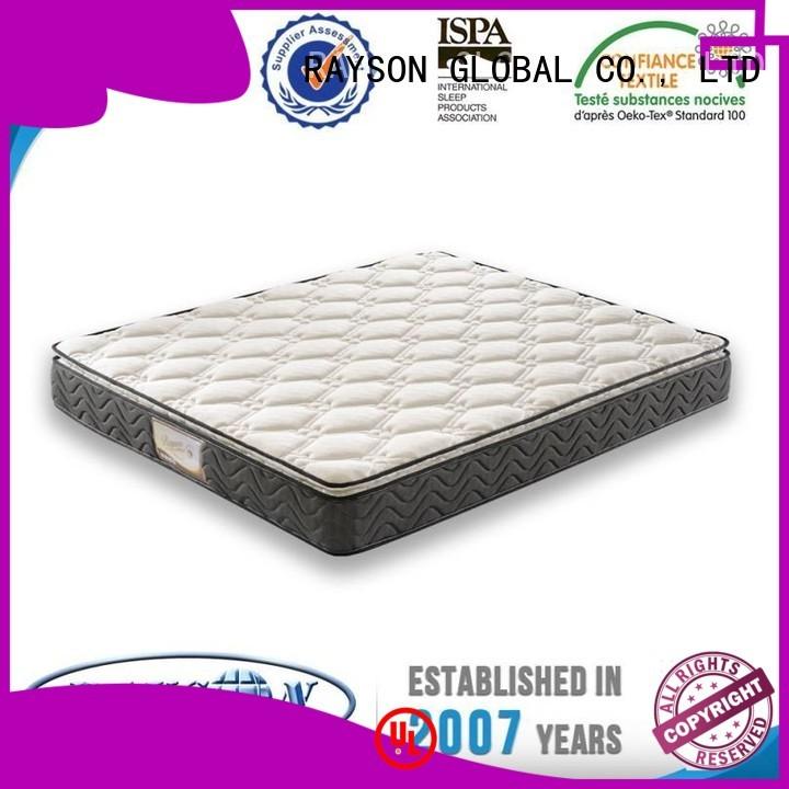 Rayson Mattress New Rolled bonnell spring mattress manufacturers