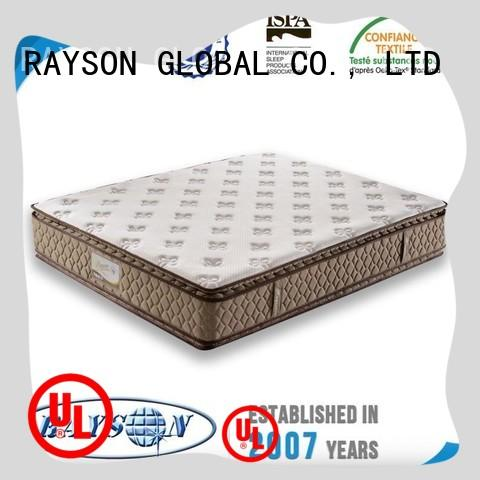 Rayson Mattress luxury hotel quality beds Suppliers