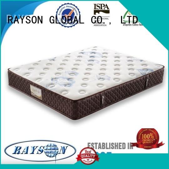 diamond price usage 145 Rayson Mattress Brand 4 Star Hotel Mattress supplier