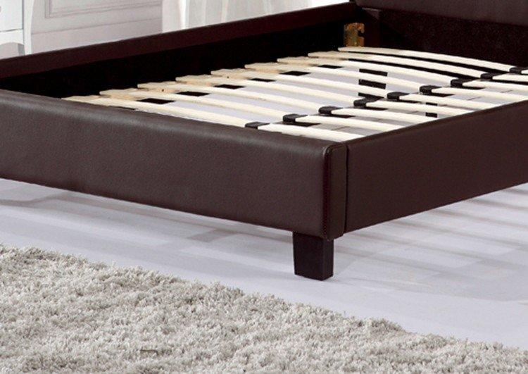 Rayson Mattress Latest wooden bed base without headboard Suppliers-3