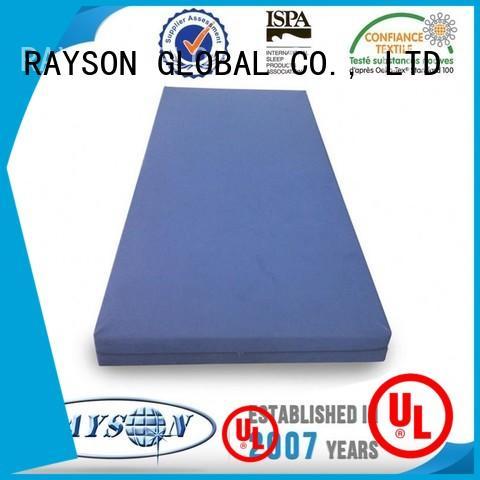 Rayson Mattress foam urethane mattress cover manufacturers