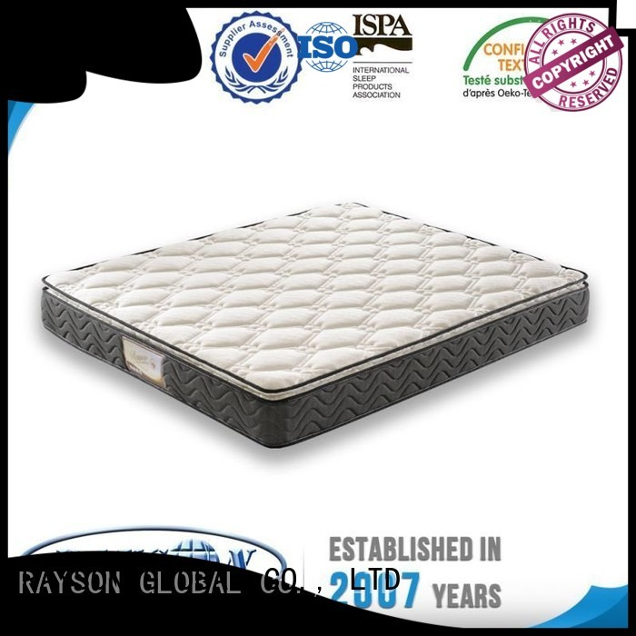 furniture wadding bonnell spring mattress benefits color Rayson Mattress Brand