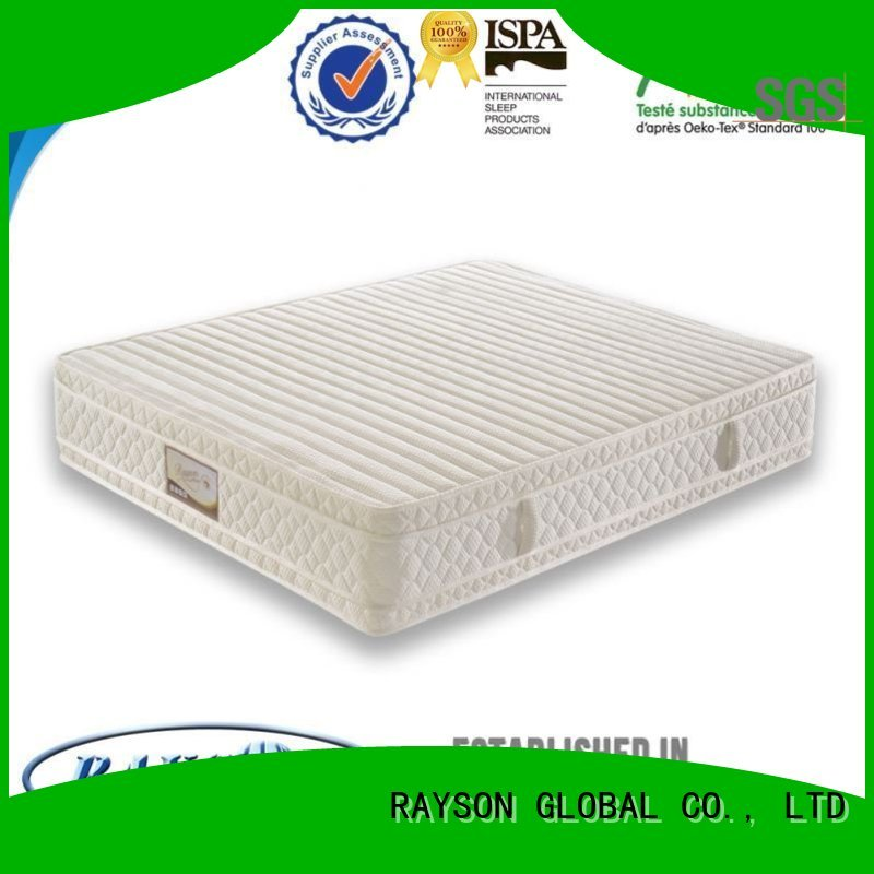 adults certification pocket springs for sale Rayson Mattress Brand