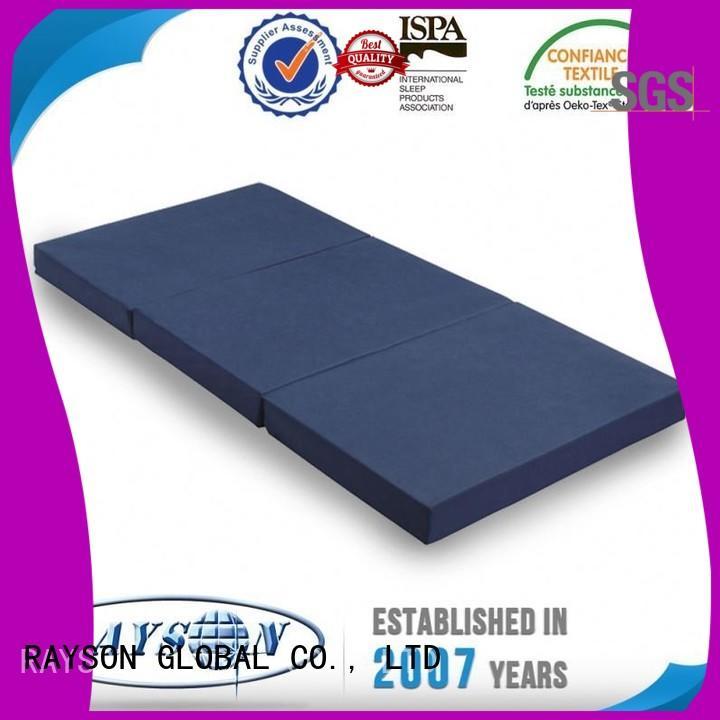 hollander poly foam mattress toppers sales advantage Rayson Mattress Brand