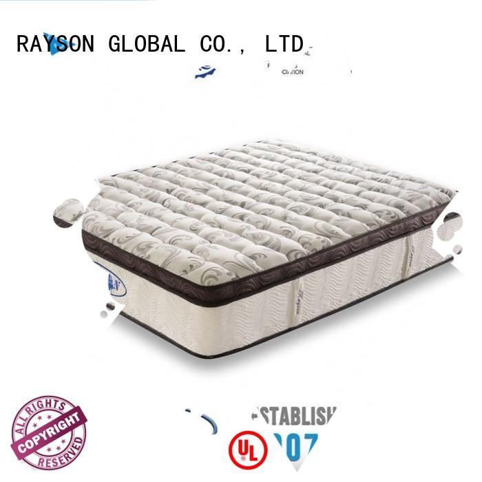 Rayson Mattress luxury best hotel mattress Supply