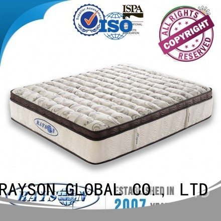 brand pocket spring mattress advantage orthopaedic for villa Rayson Mattress