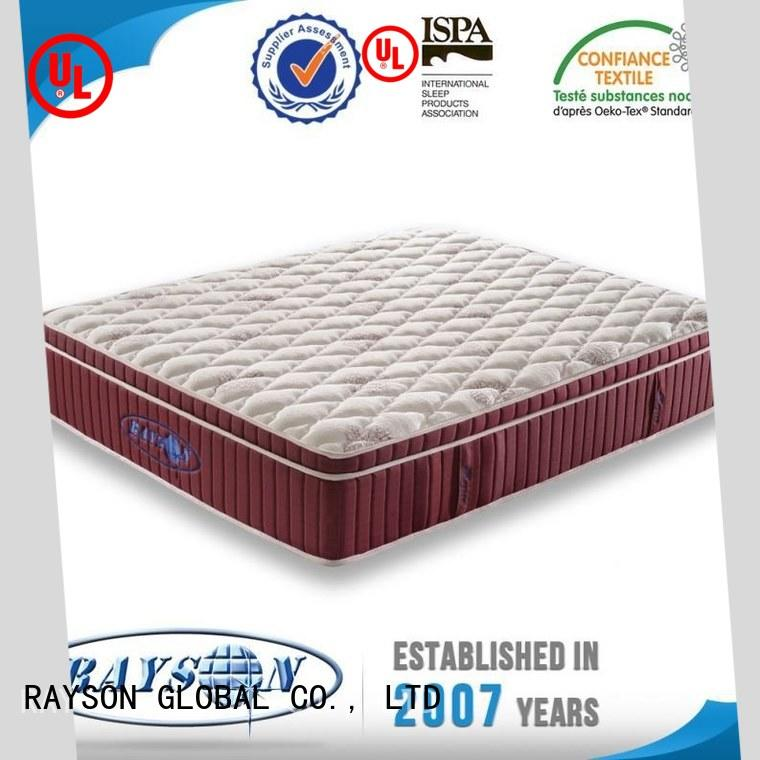 Rayson Mattress size hotel type bed Supply