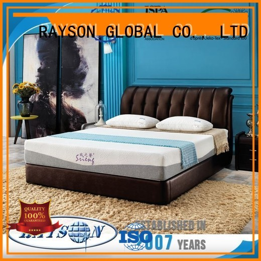 Import From China Good Price Luxury Memory Foam Gel Sponge Mattress
