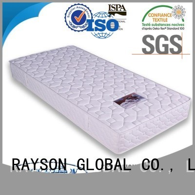 Rayson Mattress Best is pocket spring mattress good Suppliers