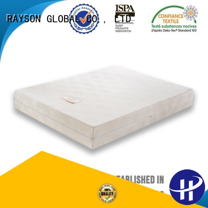 Ispa Certification Low Price Super Soft Sponge Mattress Factory
