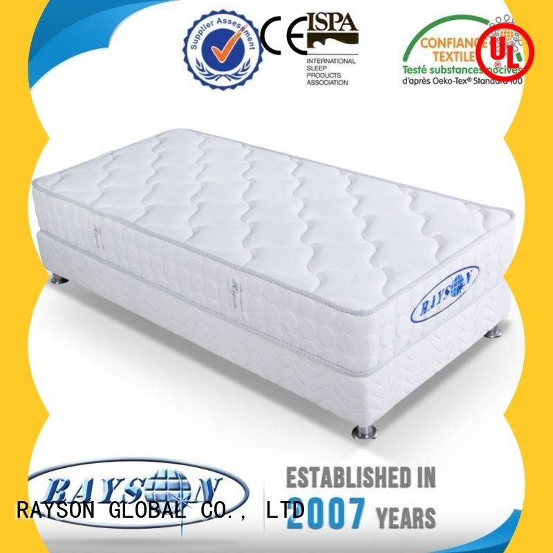 customized mattresses with continuous coils supplier for home