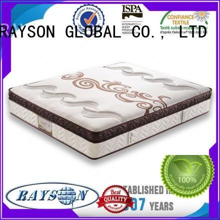 Wholesale spring foam mattress fireproof Suppliers