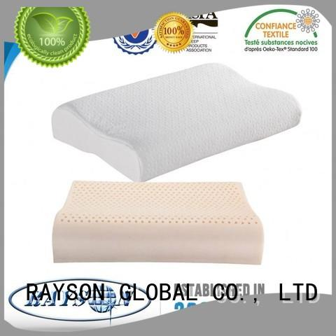Rayson Mattress New hypnotist talalay natural latex pillow Suppliers