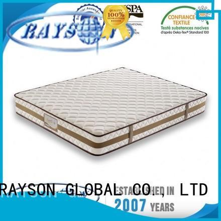 Quality Rayson Mattress Brand simple istanbul 3 Star Hotel Mattress