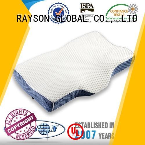 Rayson Mattress customized long memory foam pillow Suppliers