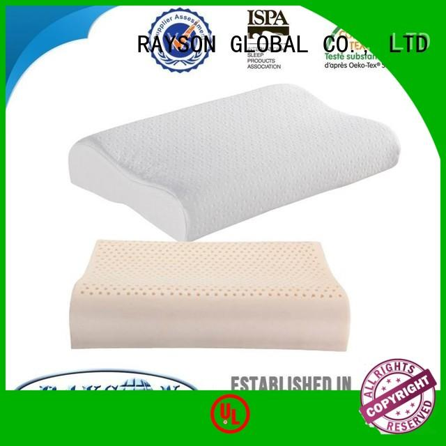 Rayson Mattress Wholesale contour neck pillow Suppliers