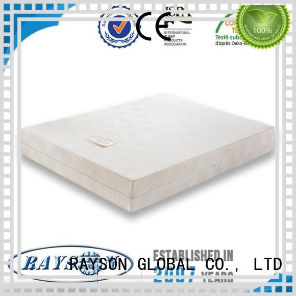 best quality memory foam mattress prison stead Rayson Mattress Brand