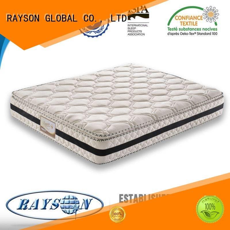 Rayson Mattress high grade memory foam pocket spring reasonable for home