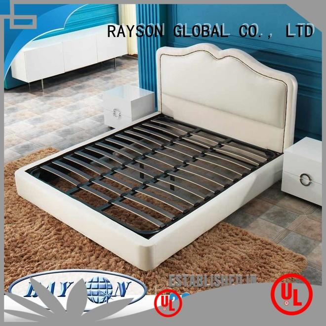 Rayson Mattress customized leather bed manufacturers