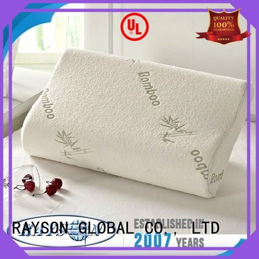 Memory Foam Pillow Manufacturer-Rayson Mattress