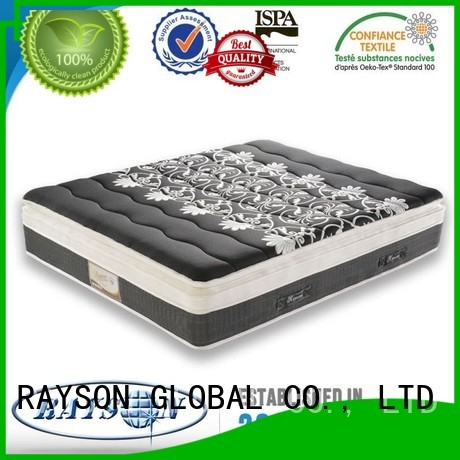 Rayson Mattress euro bed with no springs manufacturers