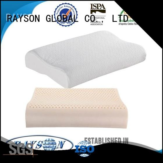 New latex neck support pillow customized Supply