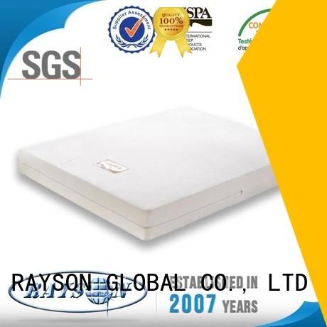 Rayson Mattress Brand sides turkish highly best quality memory foam mattress