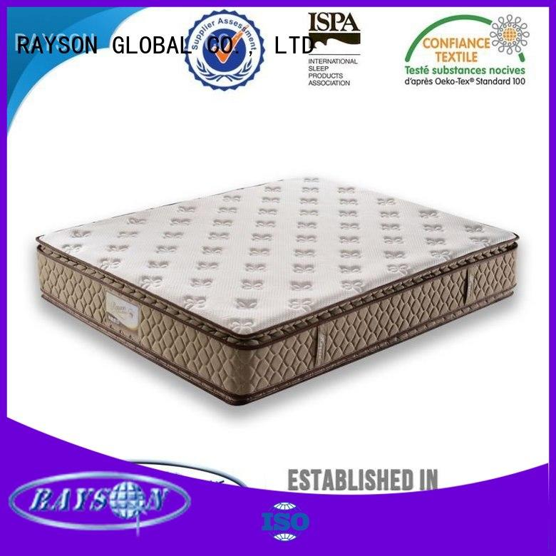 Rayson Mattress New foam mattress and spring mattress Supply
