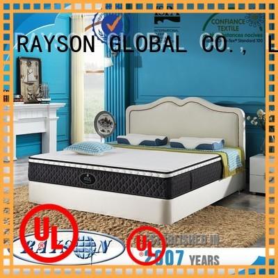 new pocket sprung mattress tight top 10 pocket sprung mattress Rayson Mattress Brand