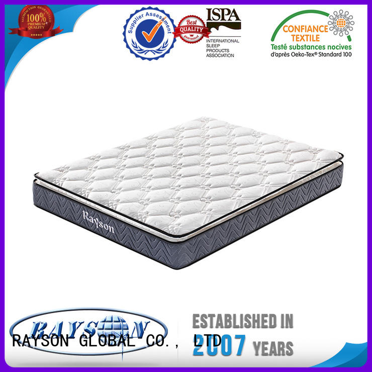 New Rolled bonnell spring mattress customized Supply