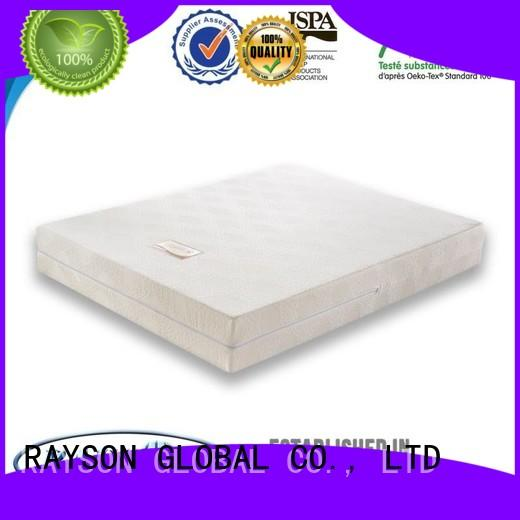 vacuum compressed website best quality memory foam mattress Rayson Mattress manufacture