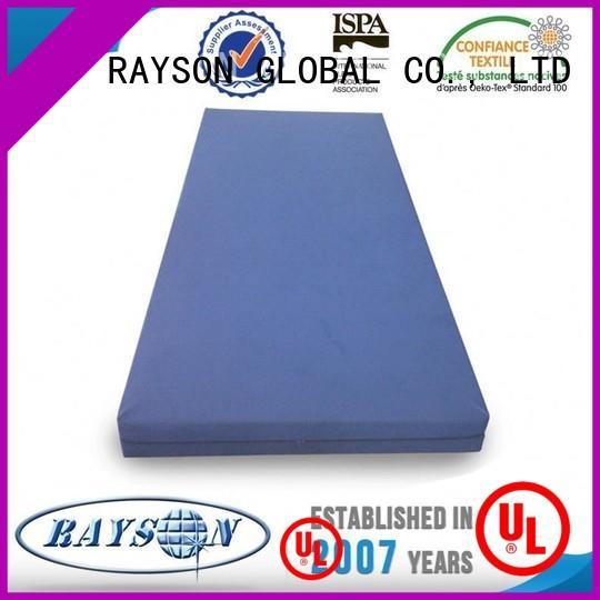 Rayson Mattress Best polyurethane foam safety Supply