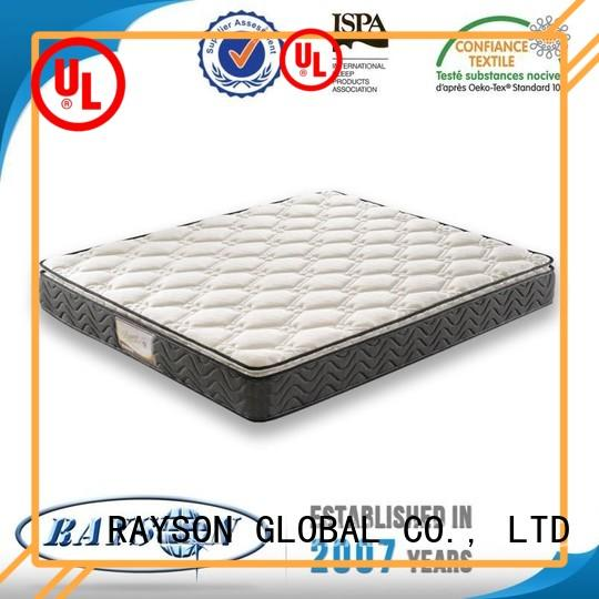 Rayson Mattress New Rolled bonnell spring mattress Supply