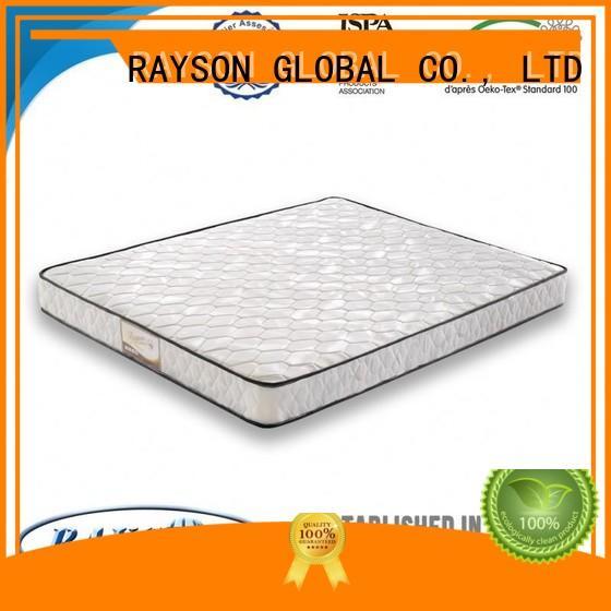 excellent impress newest OEM bonnell spring mattress benefits Rayson Mattress