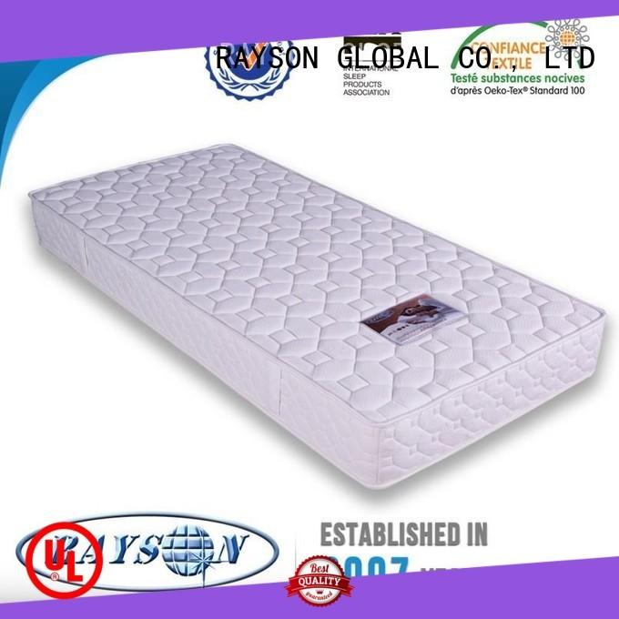 Rayson Mattress Best best rated spring mattress Suppliers