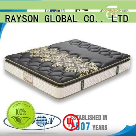 memory foam and coil spring mattresses cheapest for house Rayson Mattress