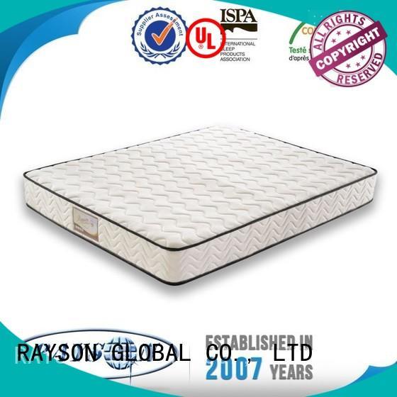 Rayson Mattress foam queen size roll up mattress Suppliers
