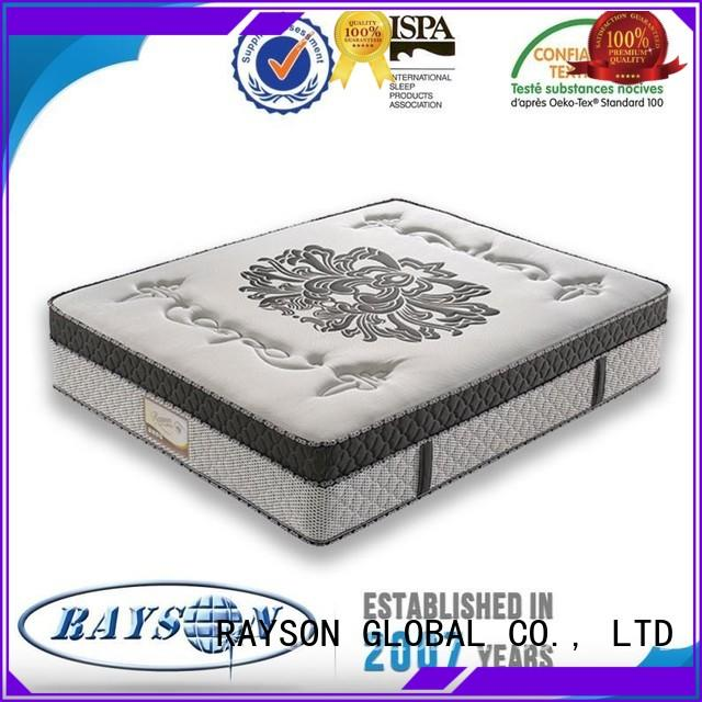 Rayson Mattress High-quality hotel bedding suppliers Supply