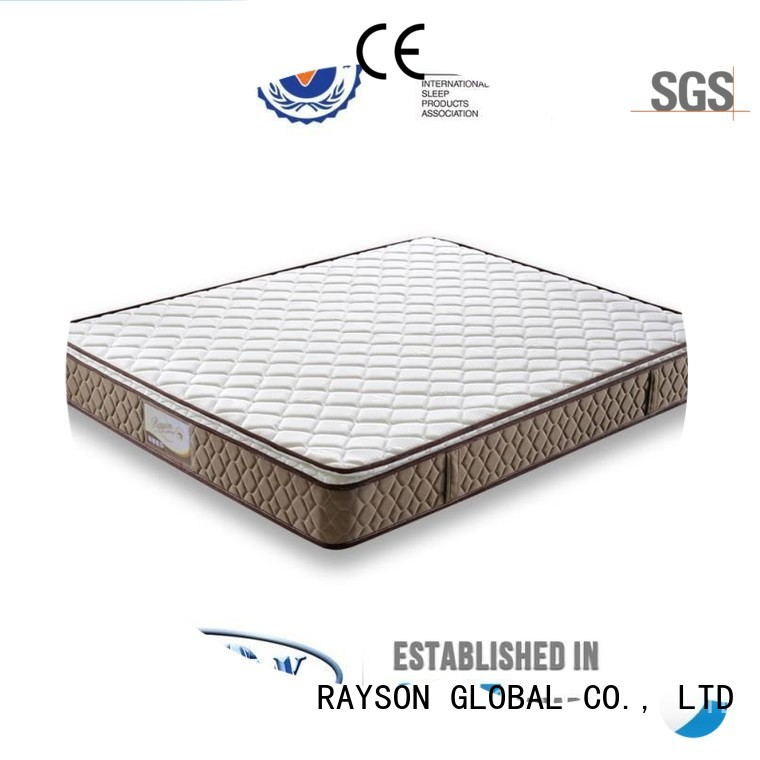 high quality pocket spring queen size mattress wholesale for villa