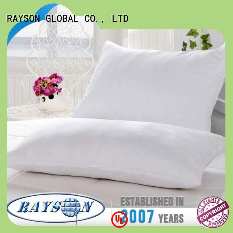 Rayson Mattress Top contour cooling pillow Supply