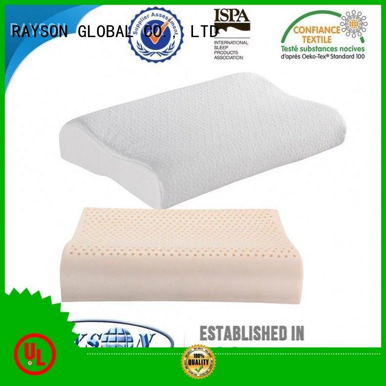Rayson Mattress high grade pillow top latex Suppliers
