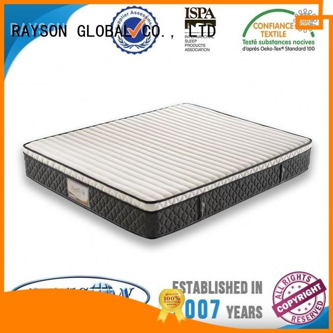 silicon highest new pocket sprung mattress excellent Rayson Mattress company