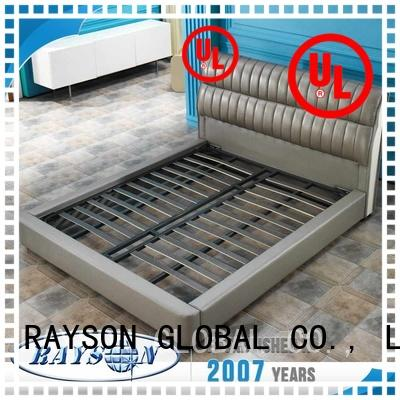 Rayson Mattress High-quality leather bed Supply