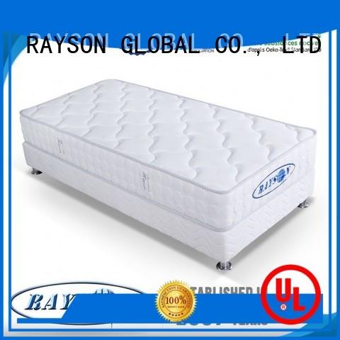 most top 5 coil mattress customizable for hotel Rayson Mattress