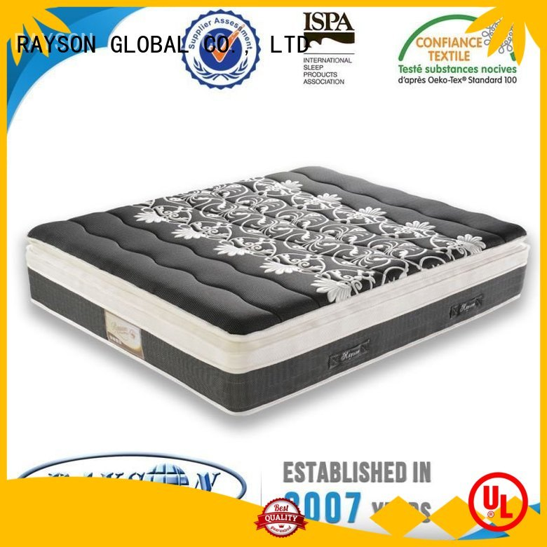 king size pocket mattress twins hot sale springwell Warranty Rayson Mattress